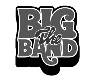Création d'un logo pour un groupe de musique - The Big Band (@Bangkok)